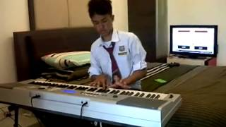 Akram main keyboard