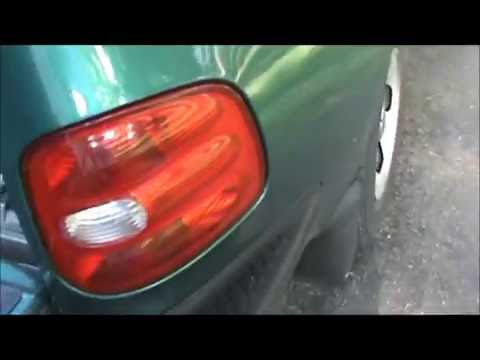 1997 Ford Tail Lamp replacement - Turn Indicator Flashing Very Rapidly