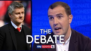 Is Ole Gunnar Solskjaer the right manager for Manchester United?   The Debate