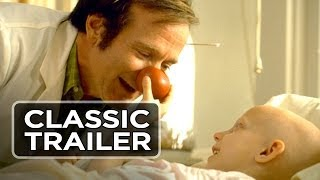 Patch Adams Official Trailer #1 - Robin Williams Movie (1998) HD