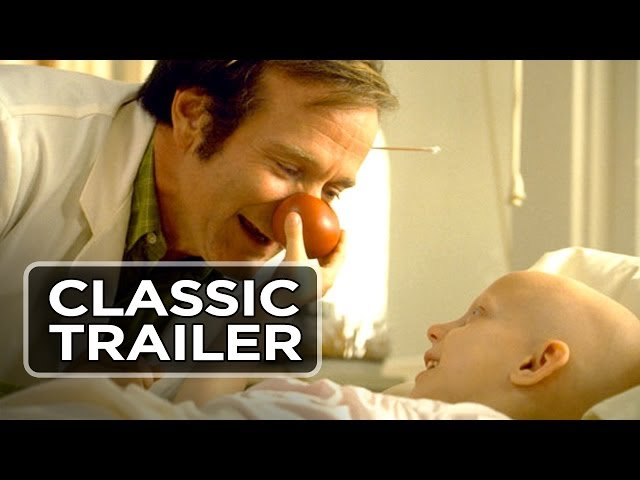 Patch Adams Official Trailer 1 Robin Williams Movie 1998 Hd Youtube