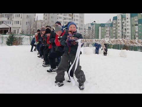 Зимние олимпийсие игры СК Титан (Митино)