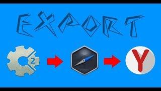 уроки по construct 2 (экспорт и загрузка игры в интернет)