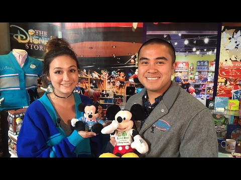 Inside Disney Store HQ for its 30th Anniversary | Oh My Disney LIVE