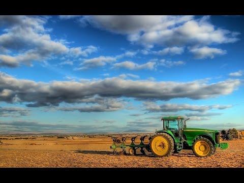 Farms Radio Show - Muck Farming & Crops with Alan Marshall