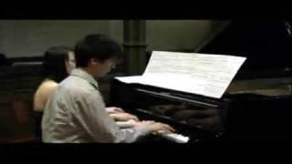 rondo from sonatina op 156 czerny joo yung roberts duet with yee lee jin
