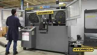 H-11a - Dual Column Automatic Horizontal Band Saw