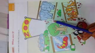 انكليزي الصف الثاني ابتدائي Unit 4 Lesson 1&2