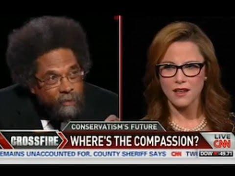 Cornel West Dominates CNN Panel