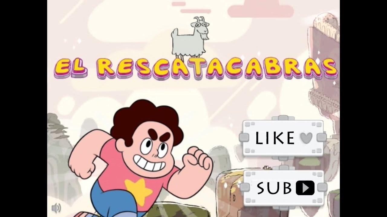 Steven Universe : El Rescatacabras