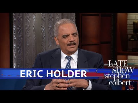 Eric Holder: The Helsinki Summit Was Collusion In Plain Sight