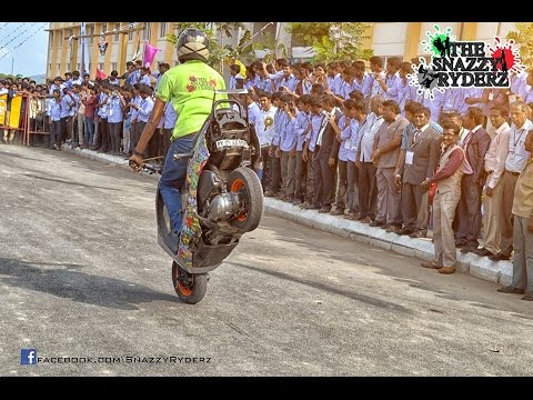 Snazzy Ryderz (DMI & Dhanalakshmi College...