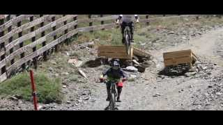 Sierra Nevada Bikepark, al completo