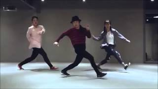[MIRRORED] Uptown Funk Choreography by May J