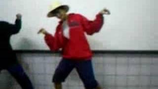 Dança Do Siri No Colonetti