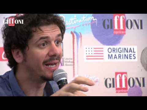 La Masterclass con Giovannesi, Lorenzo Richelmy e Gabriele Mainetti  Giffoni Film Festival