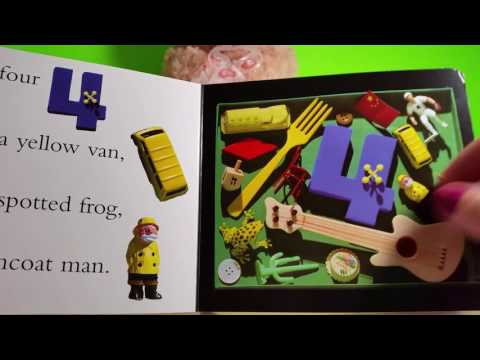 Story Time!! Episode #1  (I Spy Little Numbers)
