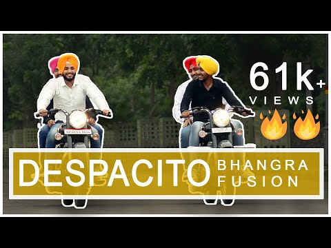 DESPACITO  BHANGRA FUSION DANCE | LOUIS FONSI Ft. DADDY YANKEE | JUSTIN BIEBER | REMIX - DJ WORLD |