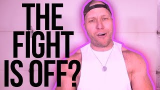 Furious Pete Chickens Out?
