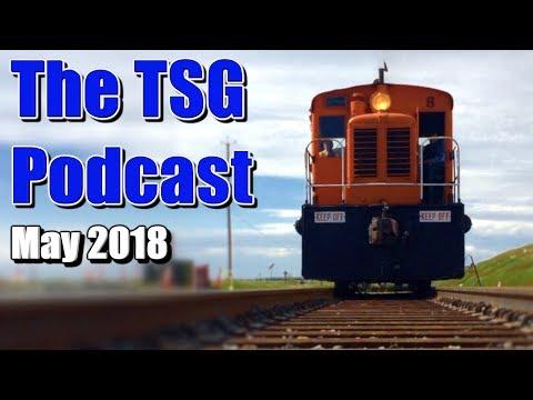 TSG Multimedia Podcast May 2018