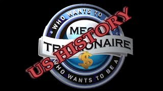 American History in Washington DC: Who wants to be a Mega Trillionaire Quiz Show?