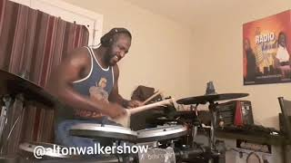 Twinkle Twinkle Little Star C-Dub Track (Drum Cover)