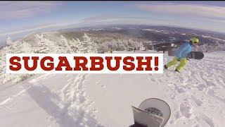 Ski Vermont - Skiing Sugarbush VT!