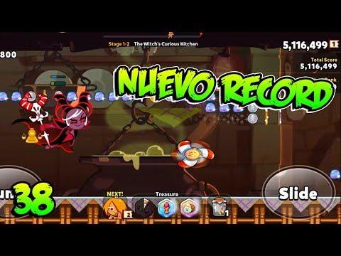 MAKOTO EL ROMPE RECORDS !!  Cookie Run: Ovenbreak #38