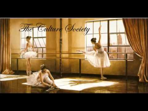 Ballet Piano Music - Useful for Studying (20 minutes)