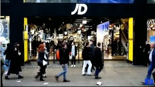 "Jd sports denies ""prison"" accusations as dwp refuses to supply new workers"