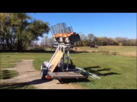 Tower Machine. Green Acres Sprtsman's Club Illinois