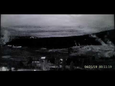 Yellowstone - UGB Geysers Overnight   20-21 April 19