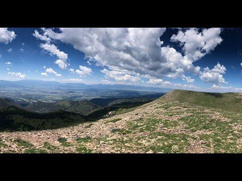 Greenhorn Mountain - Wet Mountains Colorado Dayhike