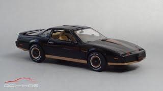 Pontiac Firebird Recaro Trans Am 1982 || IXO Models || Масштабные модели автомобилей 1:43