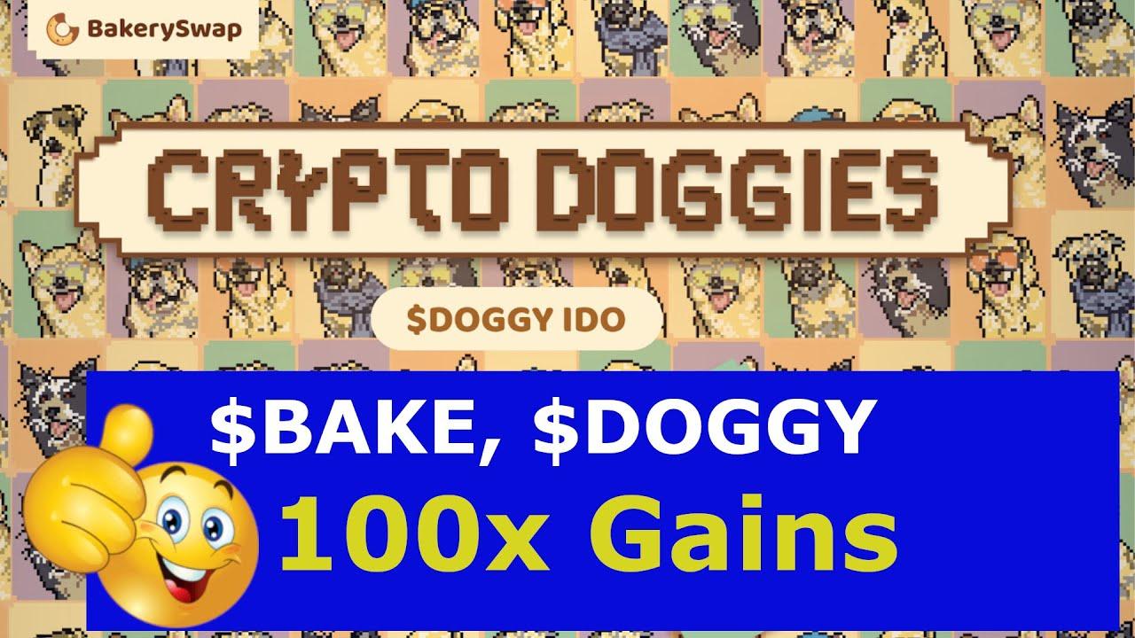 Bakeryswap $BAKE Crypto Doggies $DOGGY Memecoin About to 100x NFT Market | Crypto Doggies Review