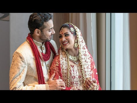 The Wedding Of Yasinee & Sunil At Bangkok - Thailand (Highlight)