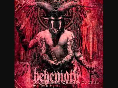 Behemoth - Horns Ov Baphomet