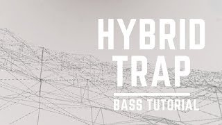 Synthesize Sunday 080 - Hybrid Trap Bass Tutorial [FREE DOWNLOAD]