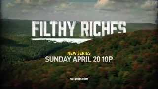"""New TV Series """"Filthy Riches"""" National Geographic Channel"""