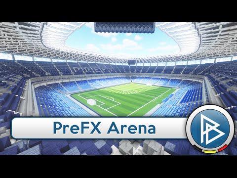 mercedes benz stadium minecraft. Minecraft - STADIUM PreFX Arena (fictional) + DOWNLOAD [Official] Mercedes Benz Stadium .