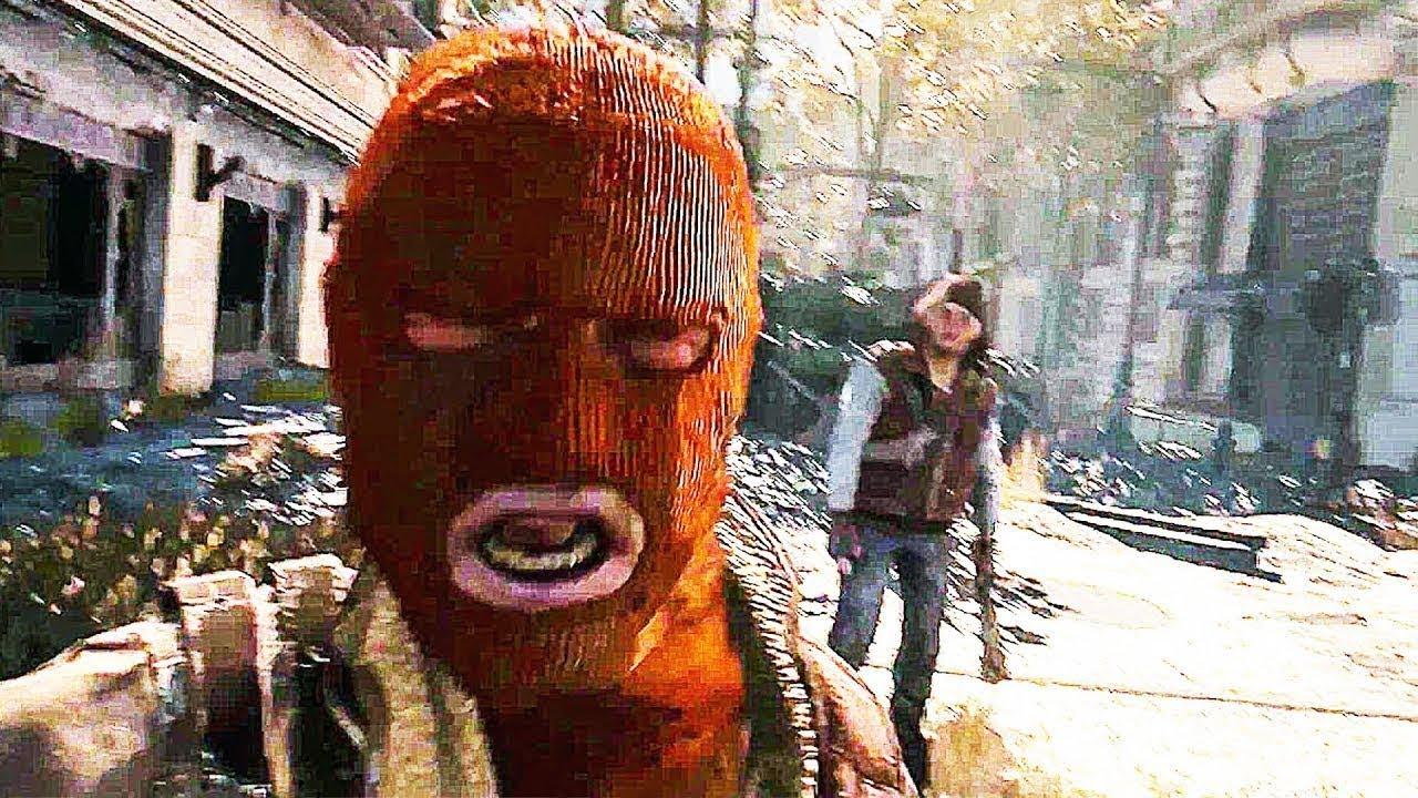 DYING LIGHT 2 Gameplay Trailer (E3 2018)