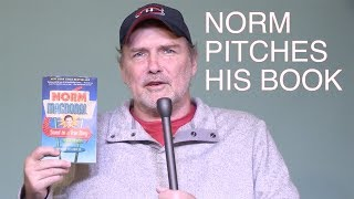 "Norm Macdonald convinces you to buy his book ""Based on a True Story"""