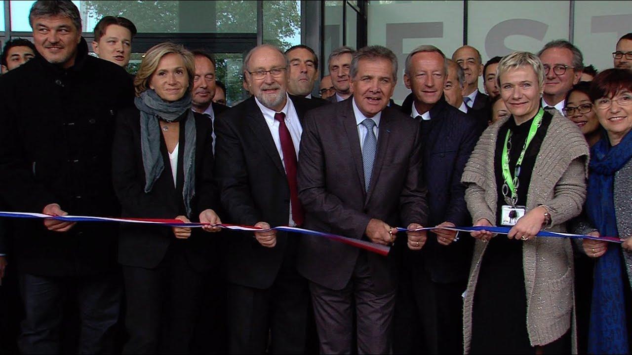 ESTACA : inauguration de l'école d'ingénieur