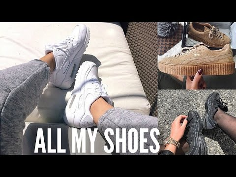 ALL MY SHOES | 2017