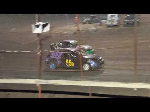 Macon speedway hornet heat #1 09-21-19