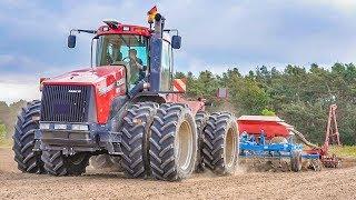 CASE IH STEIGER VS. QUADTRAC | Motorsound | Tractors | Traktoren | AgrartechnikHD