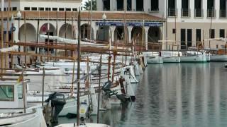Puerto Pollensa (video-9), Mallorca, Spain