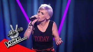 Elisa - 'These Days' | Blind Auditions | The Voice Van Vlaanderen | VTM