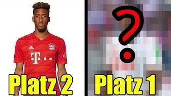 Offiziell: Der schnellste Bundesligaspieler ist ______________