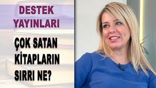 Çok Satan Kitap Yazmanın Sırları